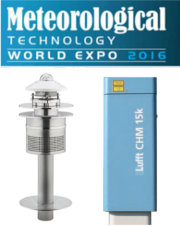 Visit us at Meteorological Technology World Expo in Madrid